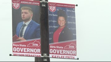Butler High School students win state mock election