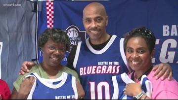 Darrell Griffith talks Battle of the Bluegrass, NCAA Tournament