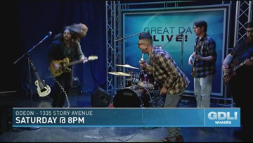 The Tunesmiths on Great Day Live