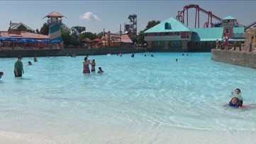 Hurricane Bay opens just in time for hot weather