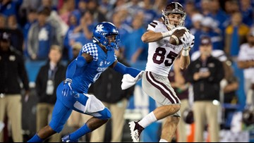 Kentucky football's Davonte Robinson injured, will miss season