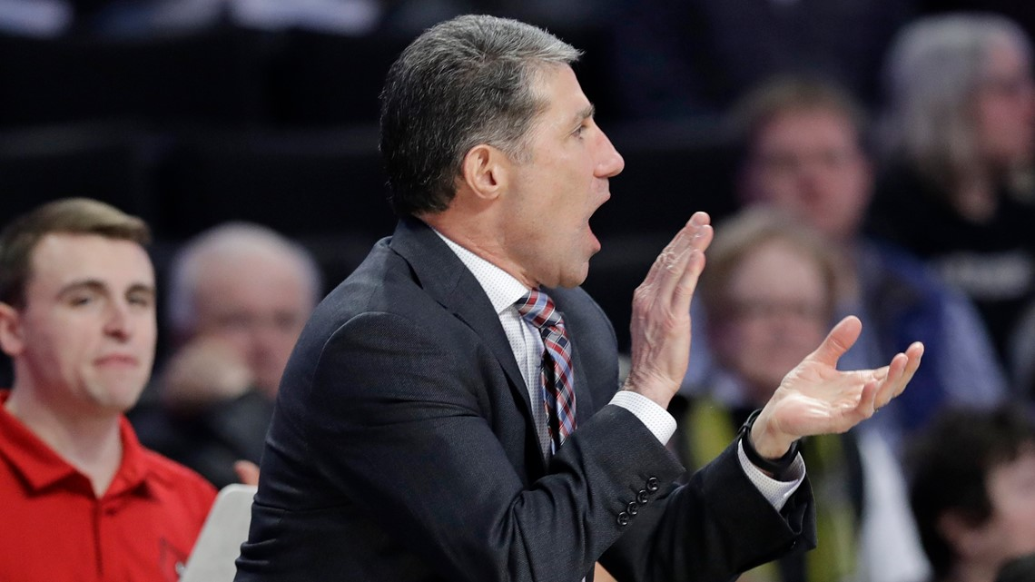 Former UofL basketball assistant Dino Gaudio federally charged with extortion