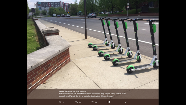 lime scooter controversy