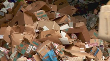 Why is the business of recycling becoming more isolated?