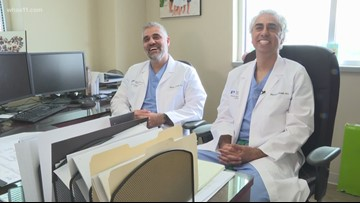 From refugees to neurosurgery