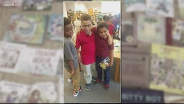 High school senior starts nonprofit to give elementary students books