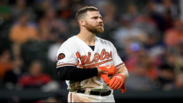 Back in cleanup spot, Davis homers as Orioles top Angels 5-1