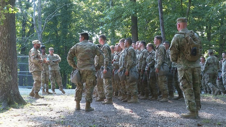 Largest cadet training event in the country happening at Fort Knox