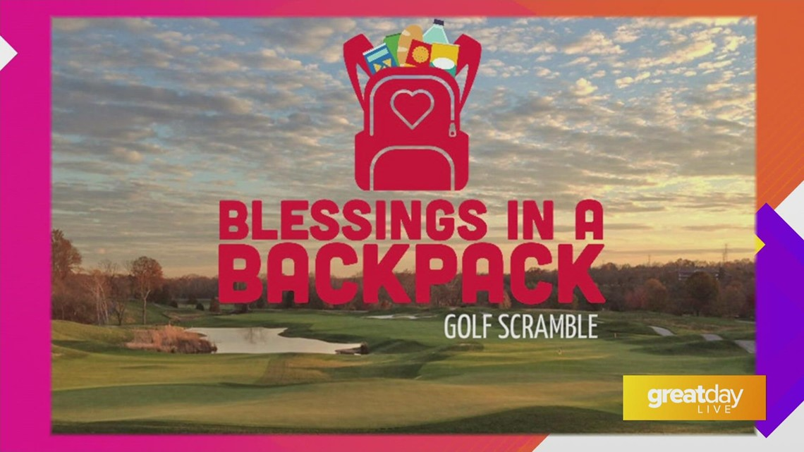 GDL: Blessings in a Backpack hosts 4th annual Golf Scramble