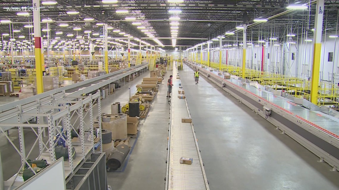 Amazon to end testing for COVID-19 at warehouses
