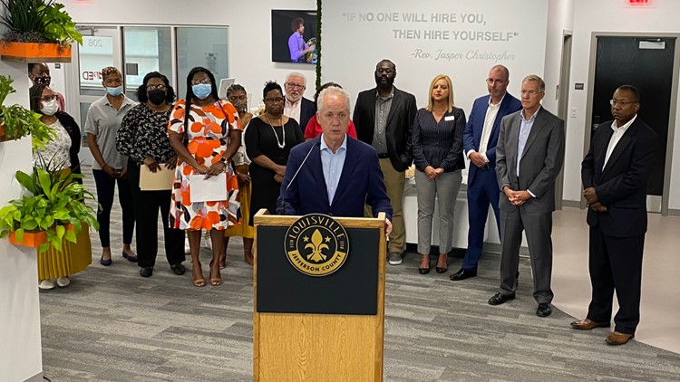 Fischer, local leaders highlight 2022 budget investment in youth development initiatives