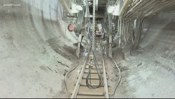 Bumblebee making progress on MSD tunnel