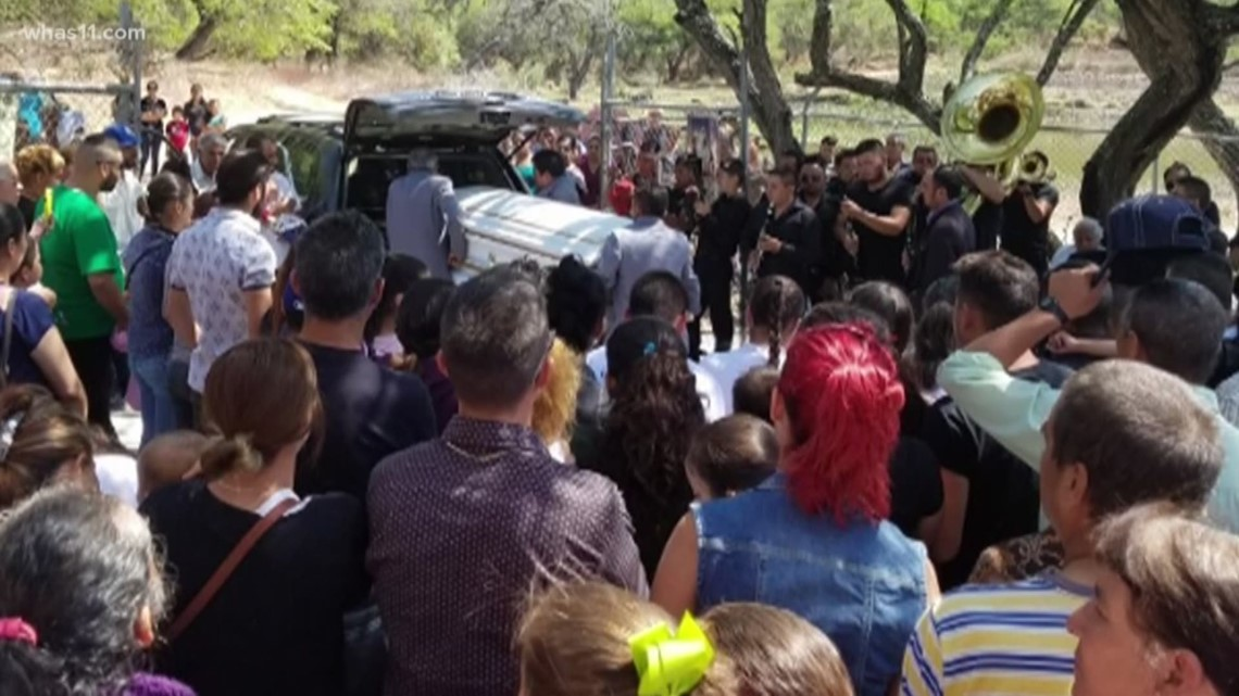 Olive Garden Victim Laid To Rest In Mexico