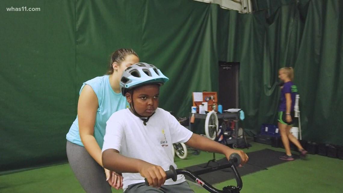 'I can bike': WHAS Crusade for Children