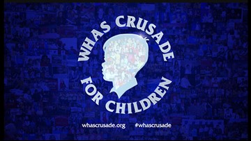 School grants delivered by WHAS Crusade for Children