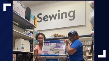 The Ace Place continues its community efforts. Offers free sewing classes for youth
