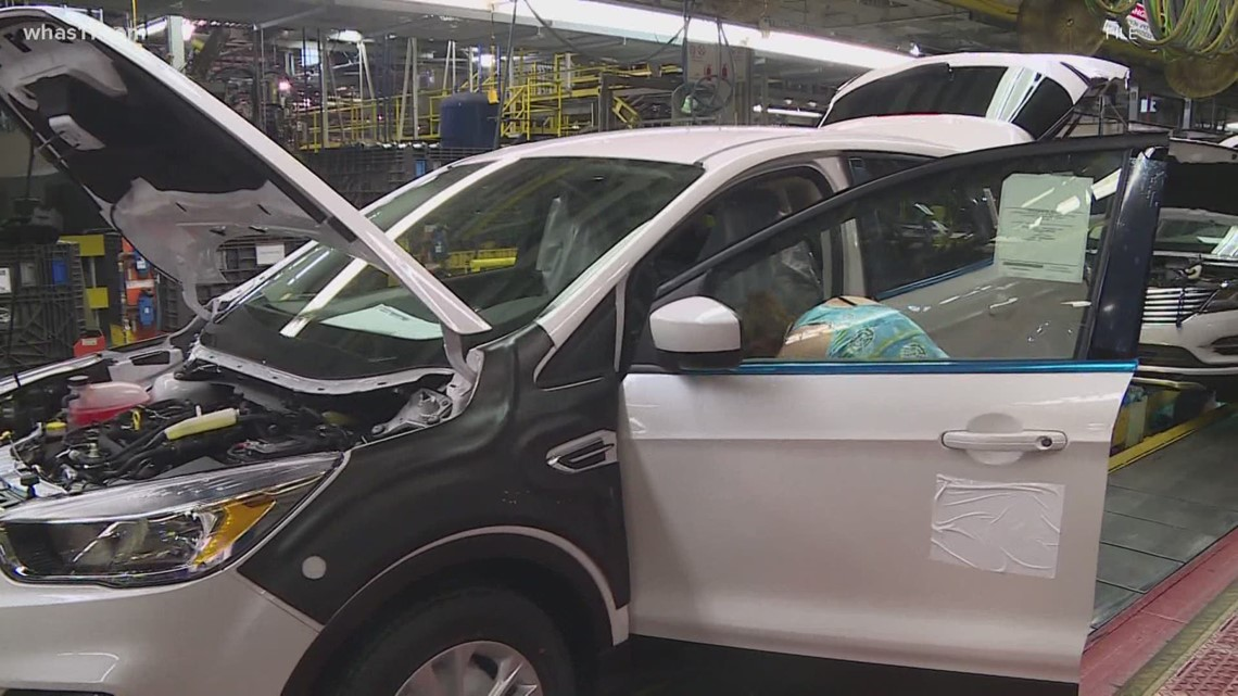 Ford: Kentucky Truck Plant will not have traditional summer shutdown weeks