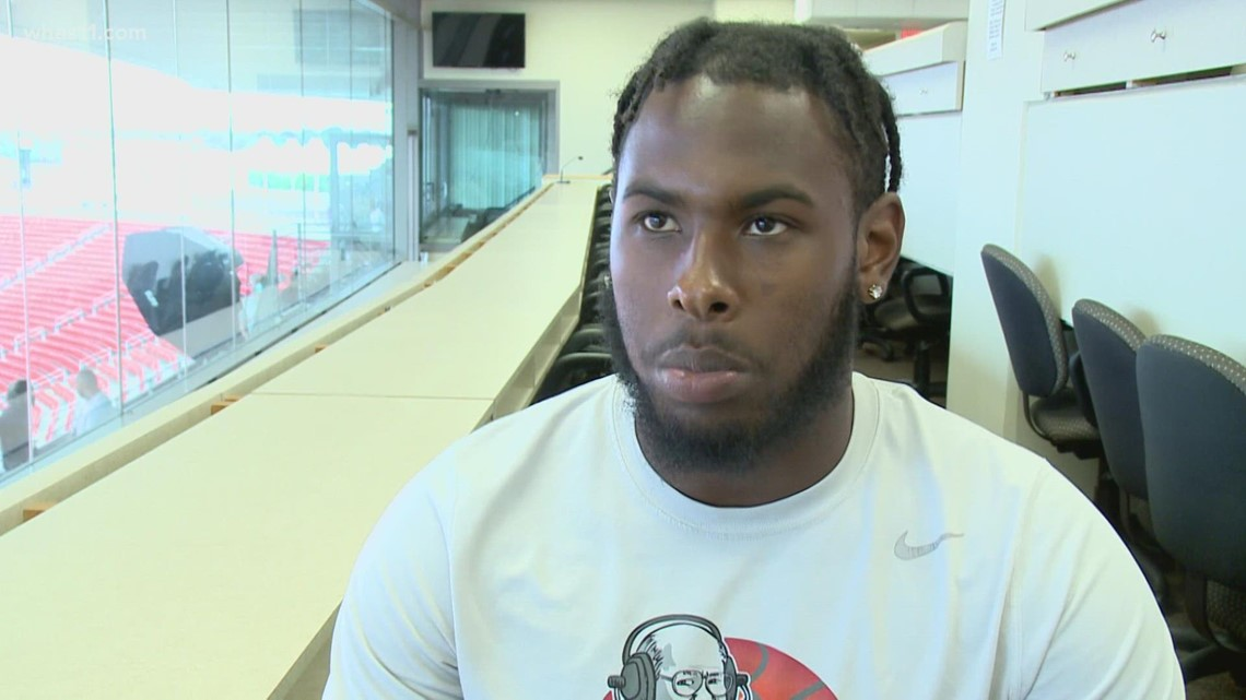 'He just comes and works': Louisville native Marshon Ford ready for break out season with Cards