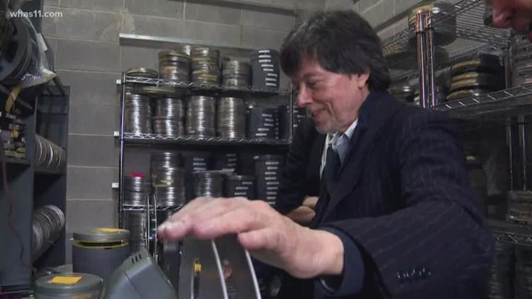 Filmmaker Ken Burns using footage from WHAS11 archives in 'Muhammad Ali'