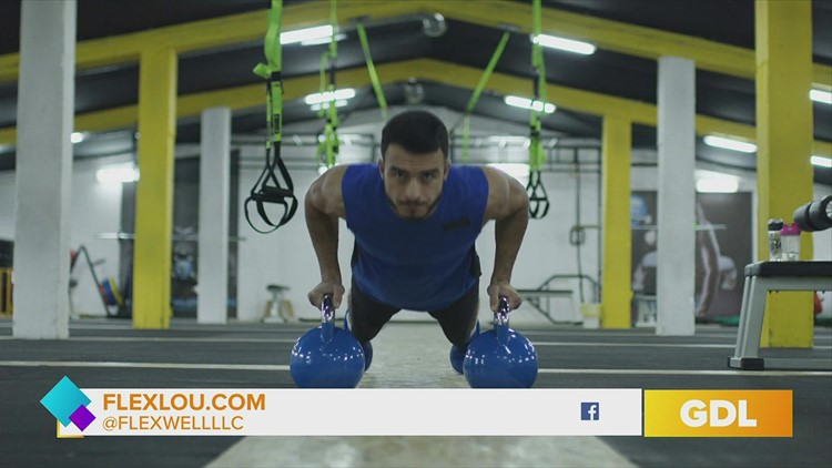 From casual to competitive, learn about the sport of Kettlebell