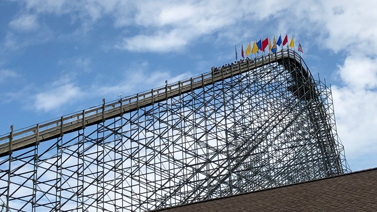 Holiday World sets opening date for 2021 season
