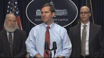 Beshear orders all restaurants, bars close to in-person dining