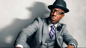 JB Smoove comes to the Ville to bring some comedic relief