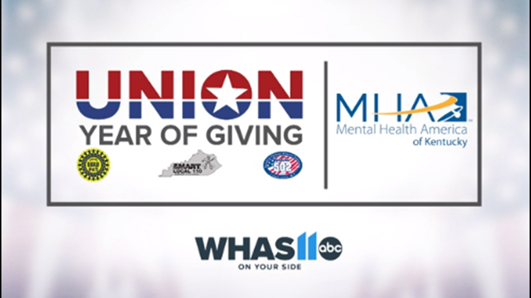 Local unions unite to support mental health across Kentucky