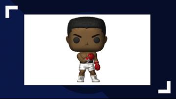 The Greatest: Muhammad Ali Funko Pop! Vinyl figure revealed at toy fair