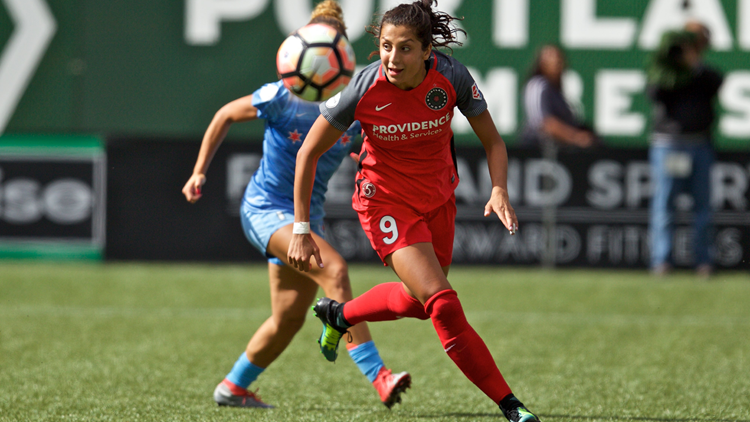 'I want to create history with Racing Louisville' | Nadia Nadim signs with Racing Louisville FC