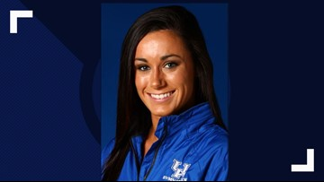 UK gymnast loses battle with cancer