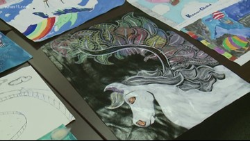 2019 Kentucky Derby student art contest