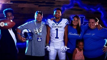 UK lands more commits from Louisville