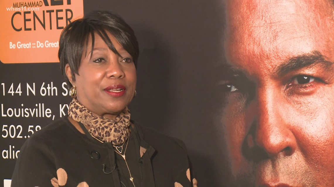 Louisville native Laura Douglas named Muhammad Ali Center's interim president