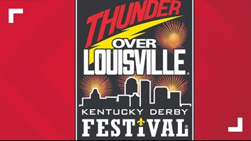 Kentucky Derby Festival unveils 2020 Thunder Over Louisville theme, has new airshow box