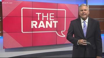 The Rant: Grissom's 'cash source' comments