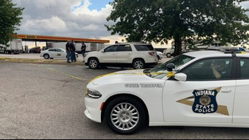 Indiana man dies after truck stop shooting involving police