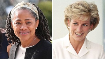 Diana and Doria: How the 2 grandmothers are expected to influence the royal baby