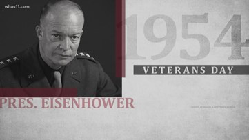 Why is Veterans Day on November 11?