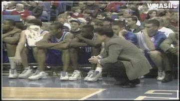 Black History Month: Derek Anderson's infamous dunk