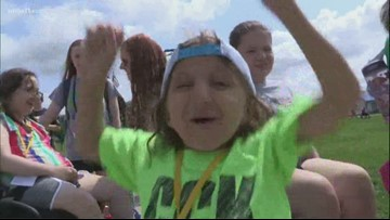 WHAS Crusade for Children's summer camp experience