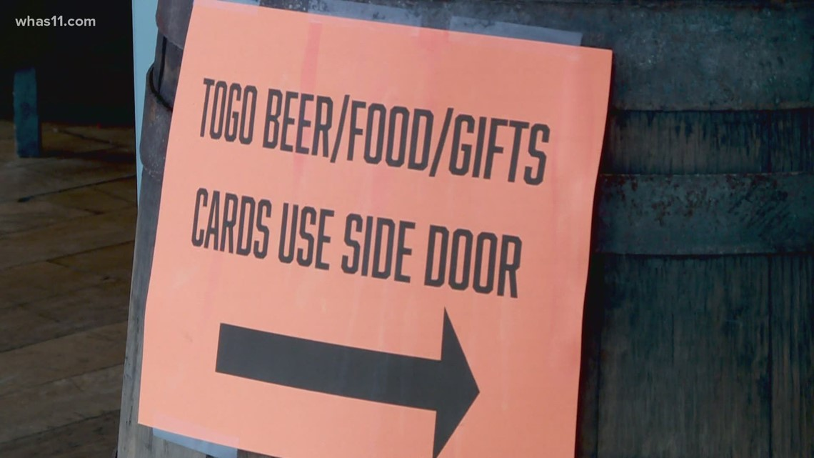Restaurants, breweries support 'to-go' alcohol bill