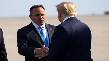 Kentucky governor looks for boost from Trump