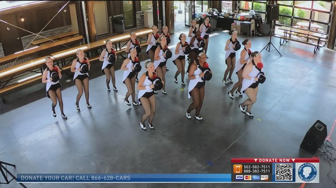 Diane Moore Dancers perform at 68th Crusade for Children