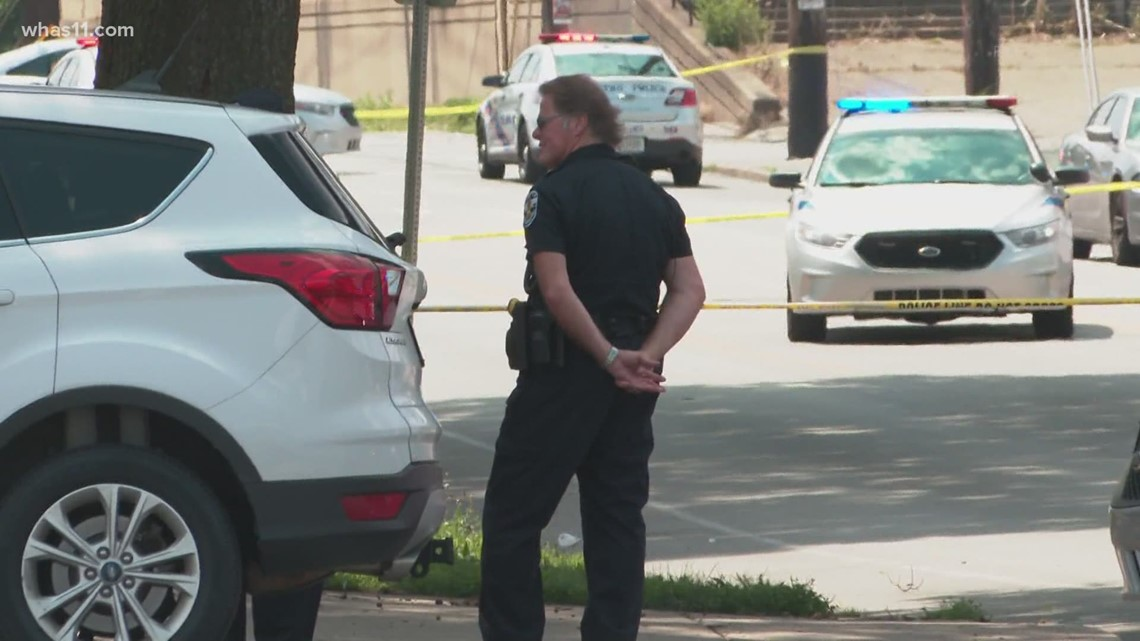 Louisville reaches 100 homicides in first 6 months of 2021