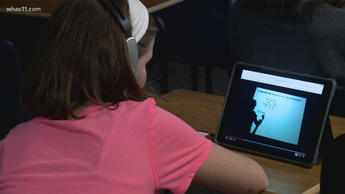 JCPS approves virtual school for 6th-12th grade students