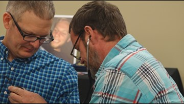 Parents of organ donor meet heart recipient, hear heartbeat one more time