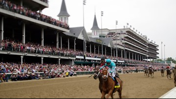 Prize money surges for horsemen racing at Churchill Downs