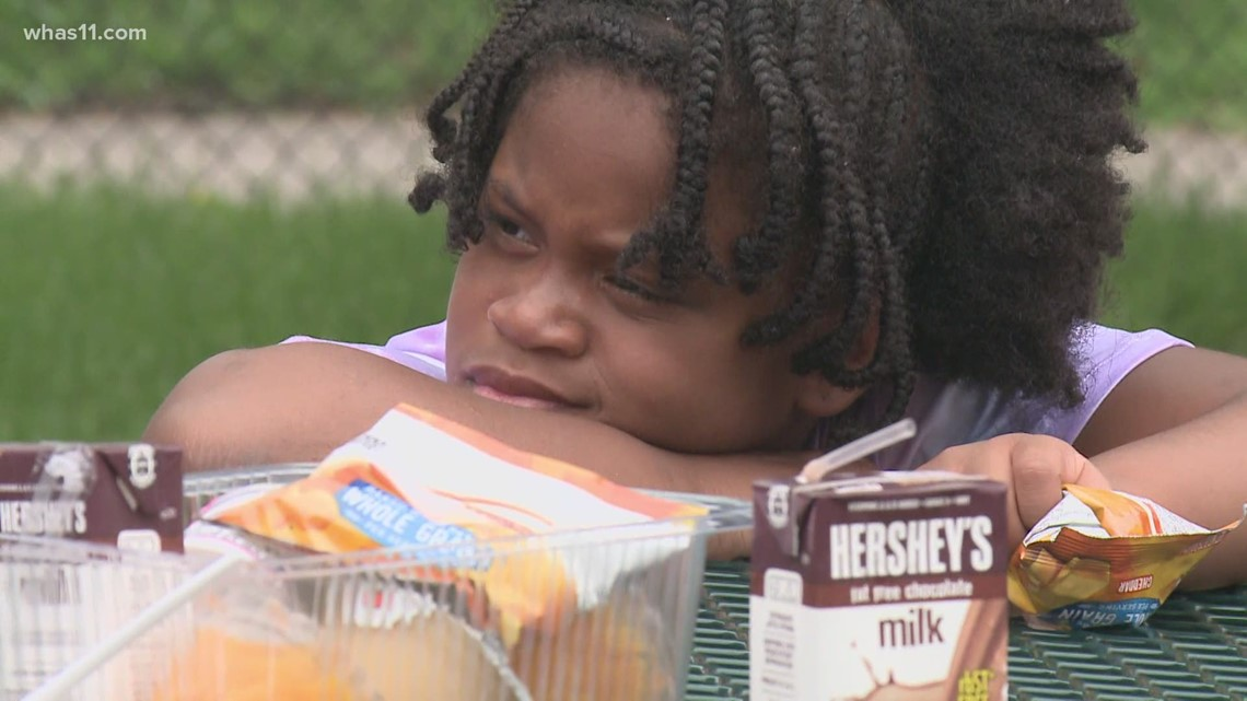 JCPS keeping students fed with summer meal program