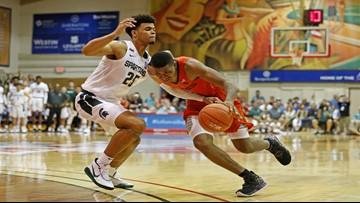 Virginia Tech knocks off No. 3 Michigan State 71-66 in Maui